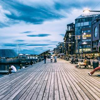 Small avatar crop aker brygge neighbourhood and waterfront area oslo getty